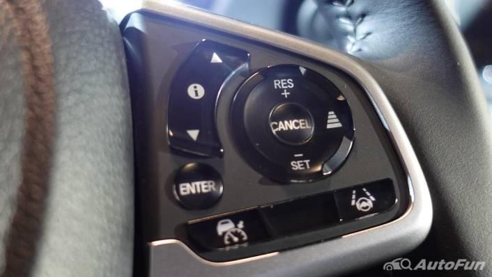 2022 Honda BR-V Interior 004