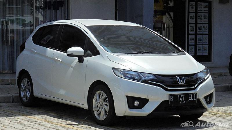 Honda Jazz dihentikan produksinya di Indonesia pada Maret 2021