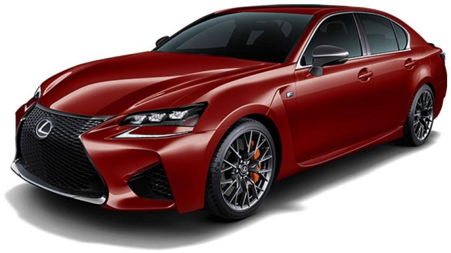 Lexus GS 2019 Others 007