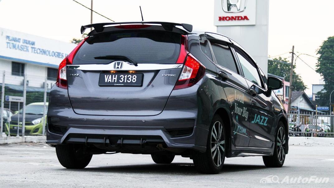 Honda Jazz 2019 Exterior 005