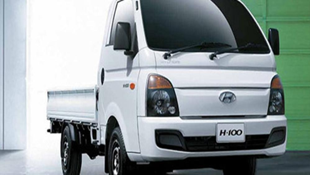 Hyundai H100 2019 Exterior 006