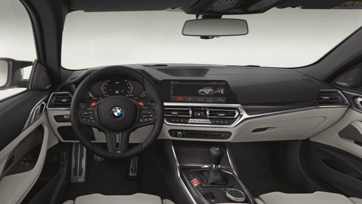 2021 M4 Coupe Competition Interior 001