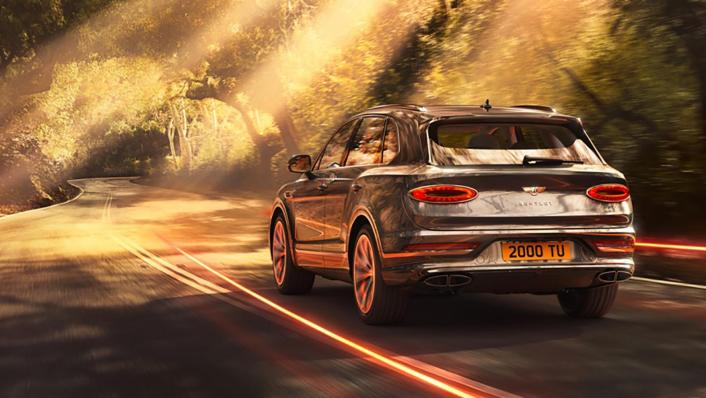 Bentley Bentayga 2019 Exterior 006