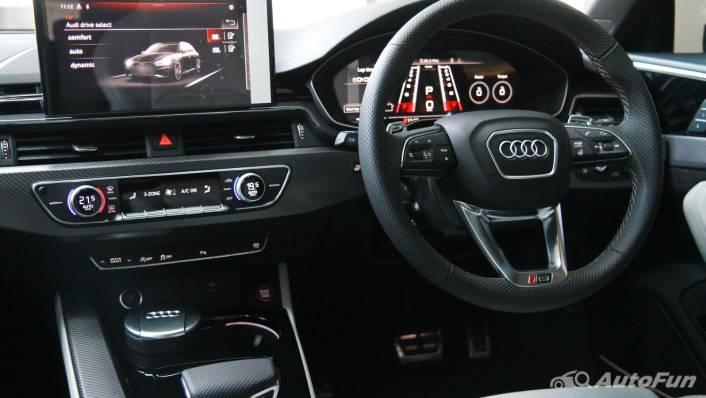 2021 Audi RS 4 Avant Interior 004