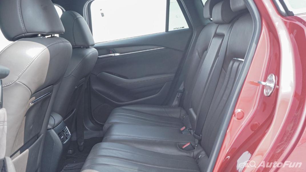 Mazda 6 Elite Estate Interior 047
