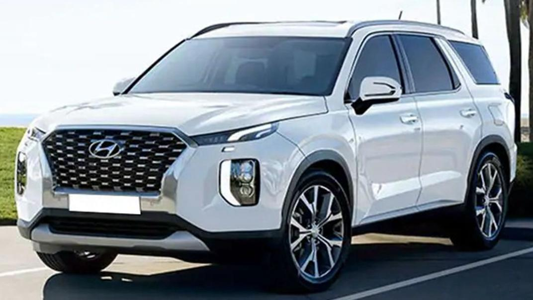 2021 Hyundai Palisade Exterior 001