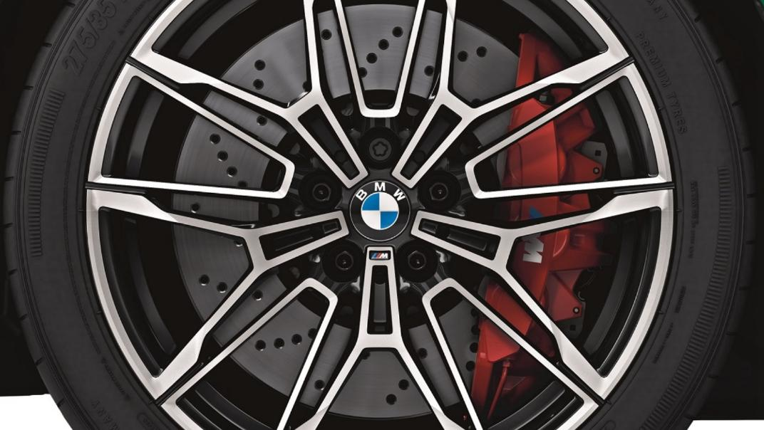 2021 BMW M3 Competition Exterior 010