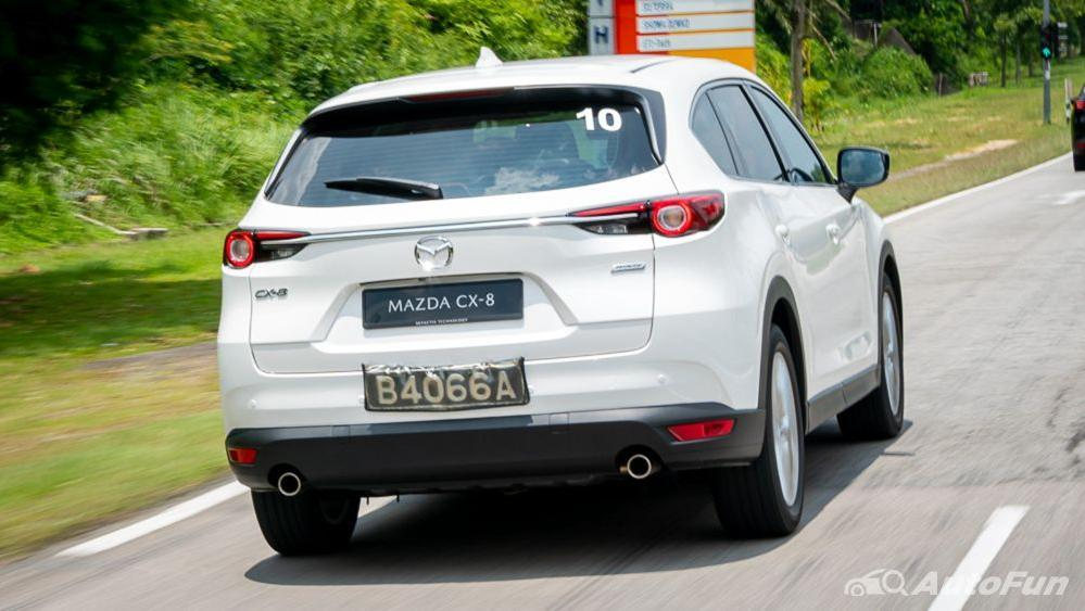 Mazda CX 8 2019 Exterior 010