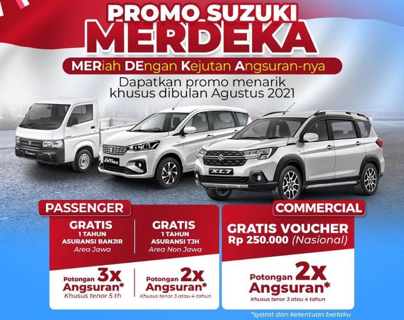 Promo Kredit Mobil Suzuki Terbaru -1