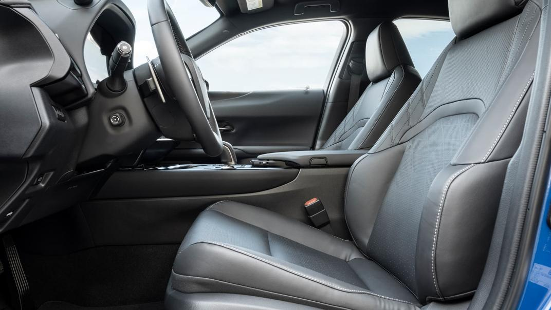 2021 Lexus UX 300e Interior 005