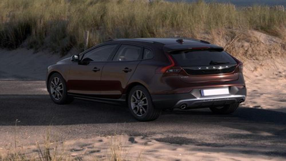 Volvo V40 Cross Country 2019 Exterior 012