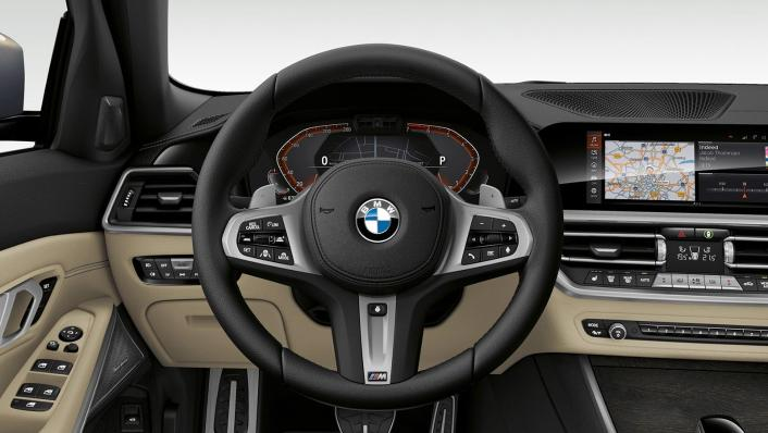 BMW 320i Touring M Sport Interior 001
