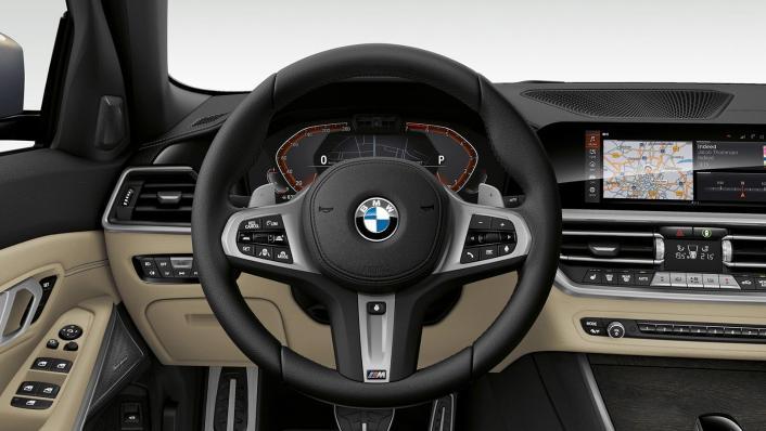 BMW 320i Touring M Sport Interior 001