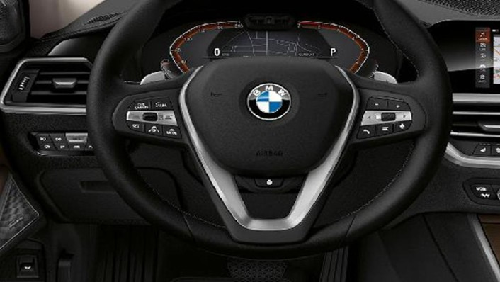 BMW 3 Series Sedan 2019 Interior 003
