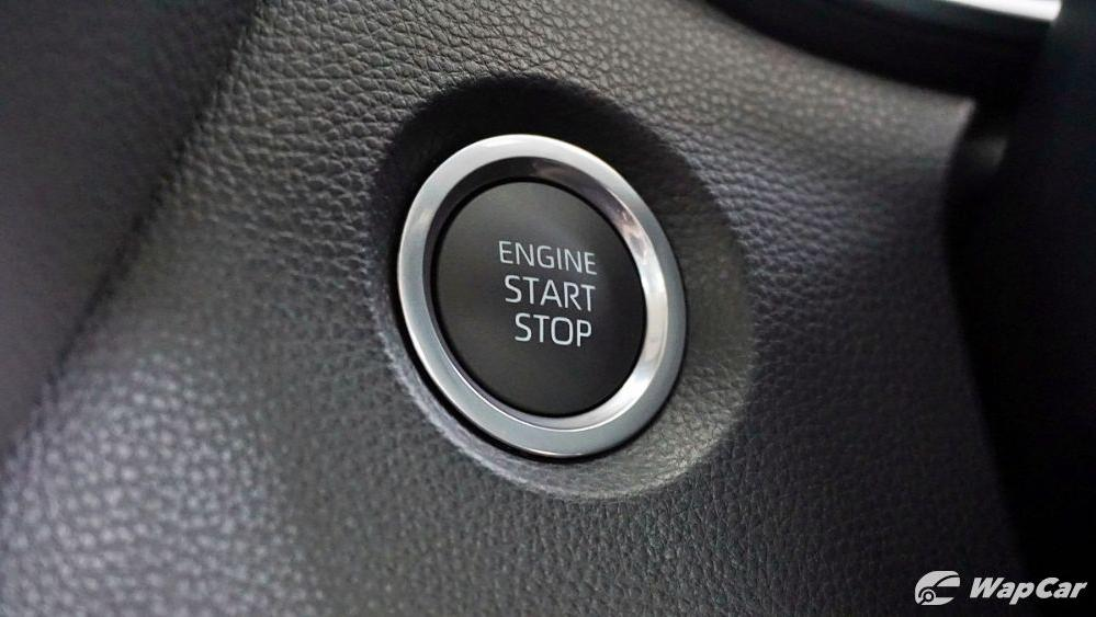 Toyota Corolla Altis 2019 Interior 075