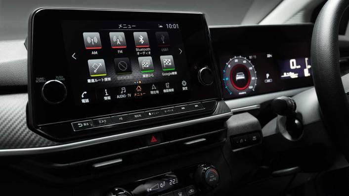 2021 Nissan Note Upcoming Version Interior 006