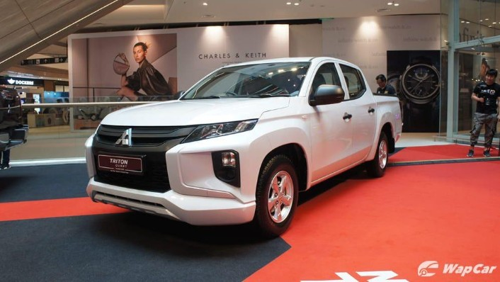 Mitsubishi Triton 2019 Exterior 001