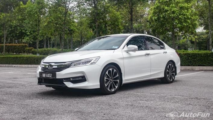 Honda Accord 2019 Exterior 001