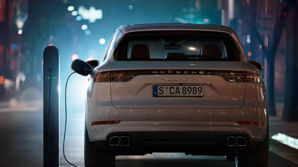Porsche Cayenne 2019 Exterior 017