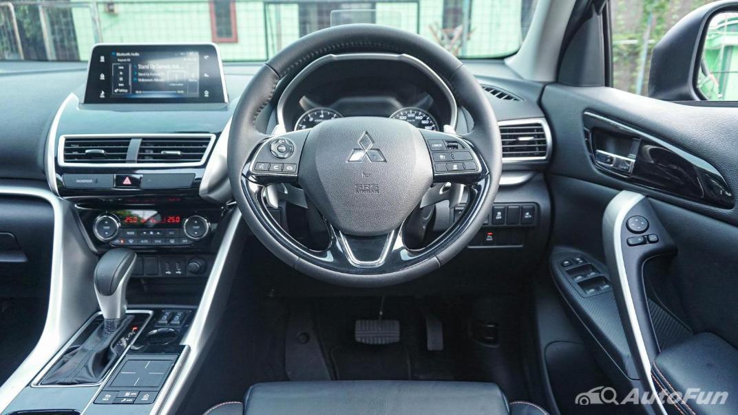 Mitsubishi Eclipse Cross 1.5L Interior 004