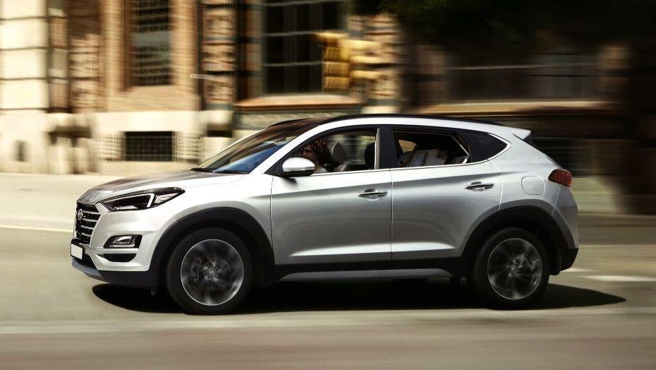 Hyundai Tucson 2019 Exterior 006