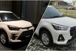 Perbandingan Daihatsu Rocky 1.2 X CVT vs Toyota Raize 1.2 G CVT, Toyota Jual Kemahalan?