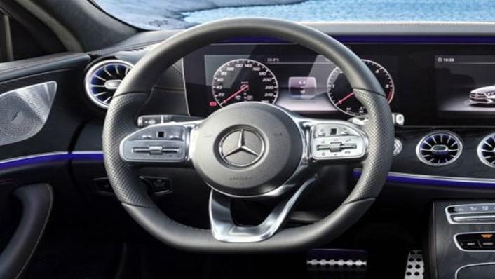 Mercedes-Benz CLS-Class 2019 Interior 003