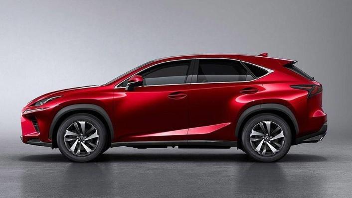 Lexus NX 2019 Exterior 006
