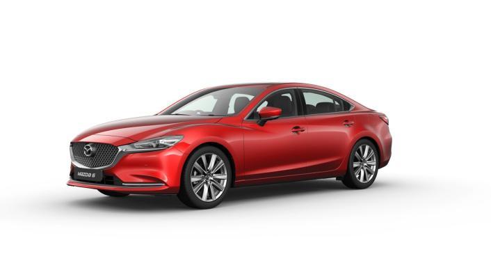 Mazda 6 Elite Sedan Exterior 003