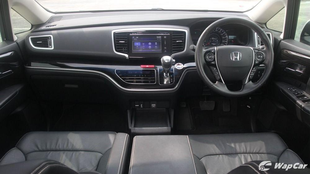 Honda Odyssey 2019 Interior 001