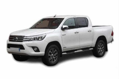 Toyota Hilux 2.0L Single Cab