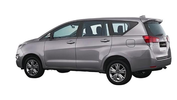 Toyota Kijang Innova 2019 Exterior 004