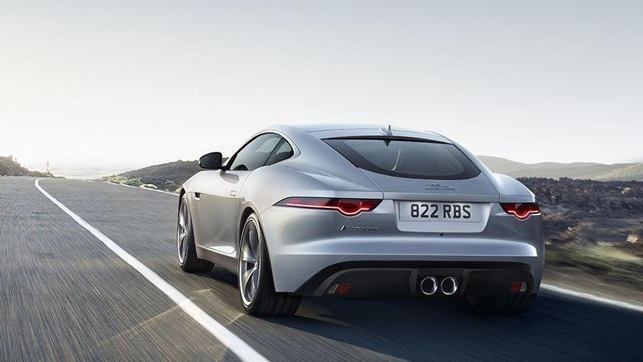 Jaguar F-TYPE 2019 Exterior 020