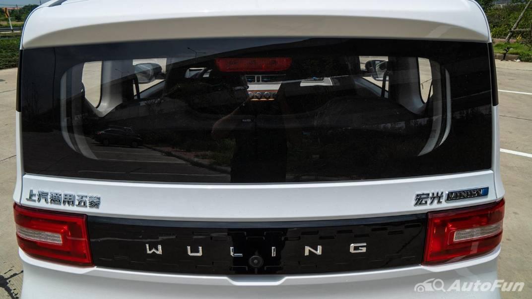 2021 Wuling Mini EV Upcoming Version Exterior 029