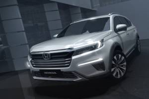 Apakah ini Honda BR-V 2022 Berbasis N7X? Honda Siapkan Debut Globalnya Minggu Depan!
