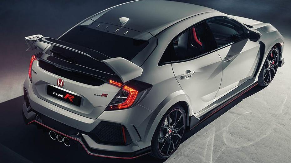 Honda Civic Type R 2019 Exterior 004
