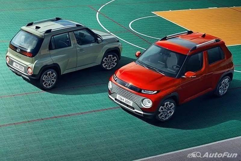 Hyundai Casper 2022 -1
