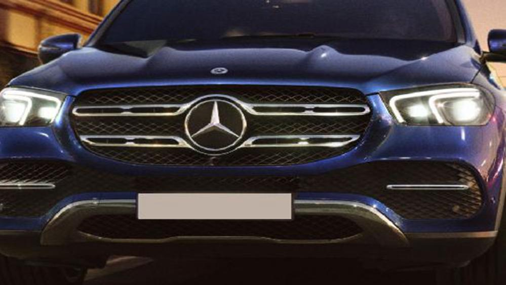 Mercedes-Benz GLE-Class 2019 Exterior 005