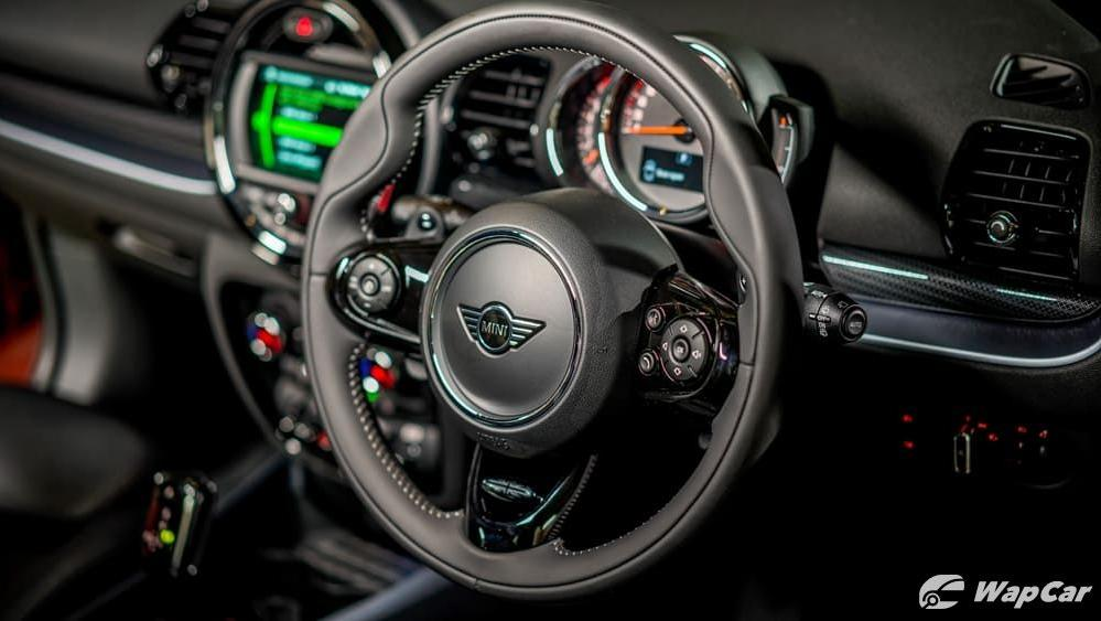 MINI Clubman 2019 Interior 003