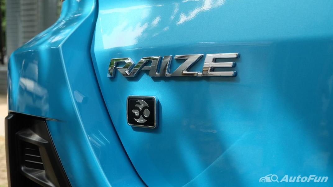 2021 Toyota Raize Exterior 023