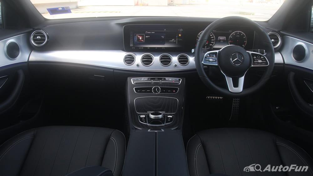 Mercedes-Benz E-Class 2019 Interior 125