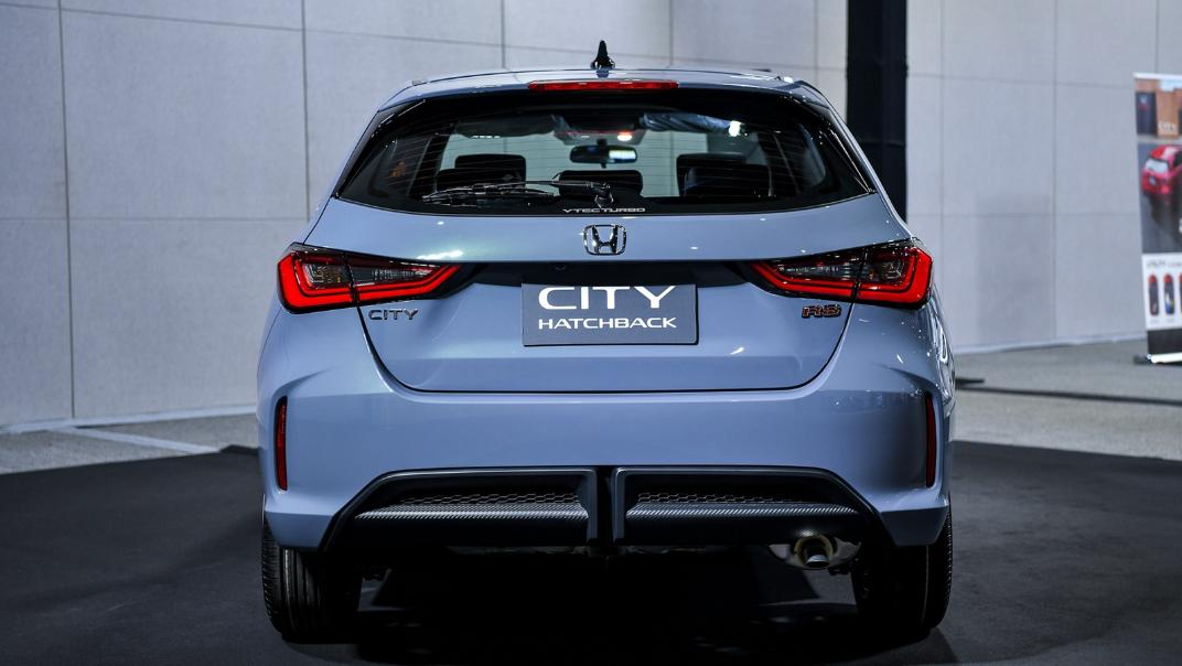2021 Honda City Hatchback International Version Exterior 005