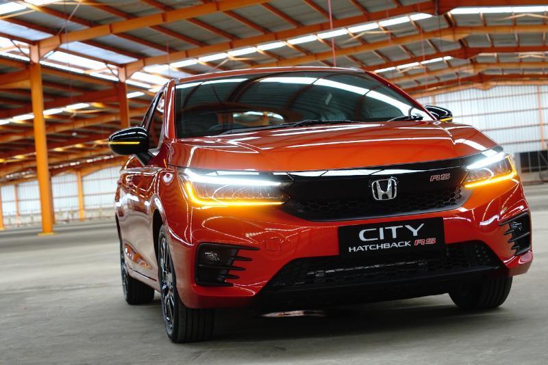 Tiga Kali Lebih Laris Dari Toyota Yaris Selama April 2021, Ini Rahasia Kehebatan Honda City Hatchback RS 02