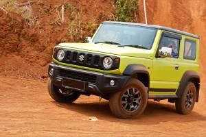Transmisi Bisa Macet Tiba-Tiba, Suzuki Indonesia Umumkan Recall Jimny
