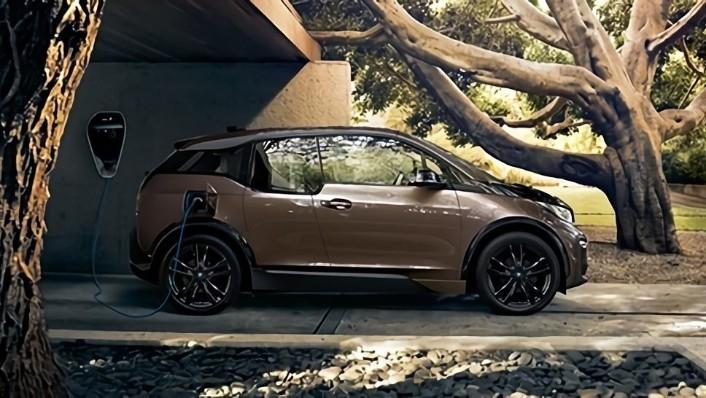 BMW I3s 2019 Exterior 004
