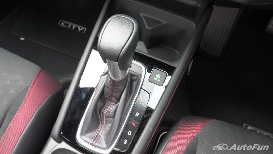 2021 Honda City Hatchback RS 1.5 CVT Interior 006