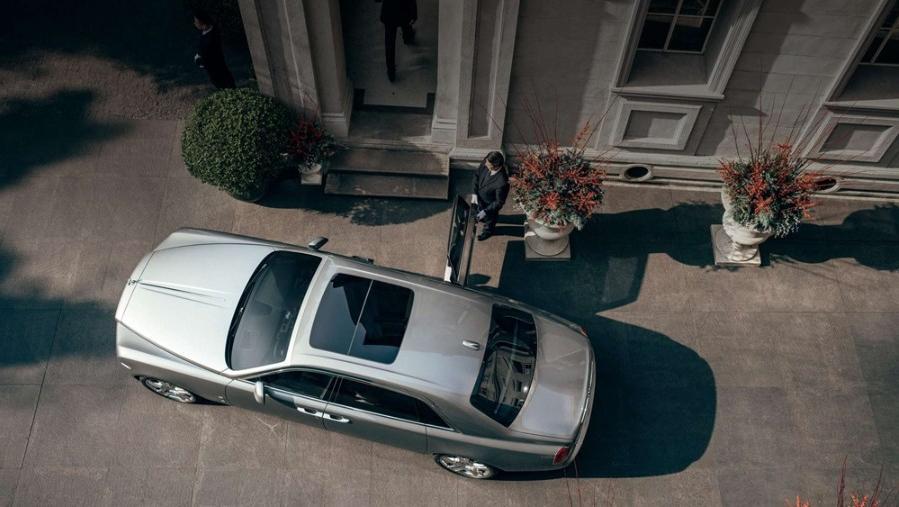 Rolls Royce Ghost 2019 Exterior 005