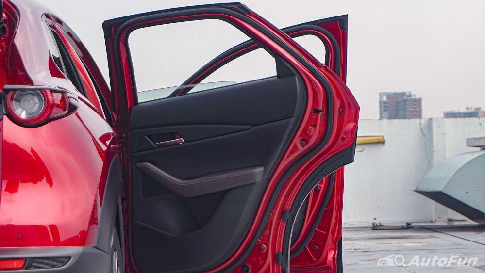 Mazda CX 30 GT Exterior 043