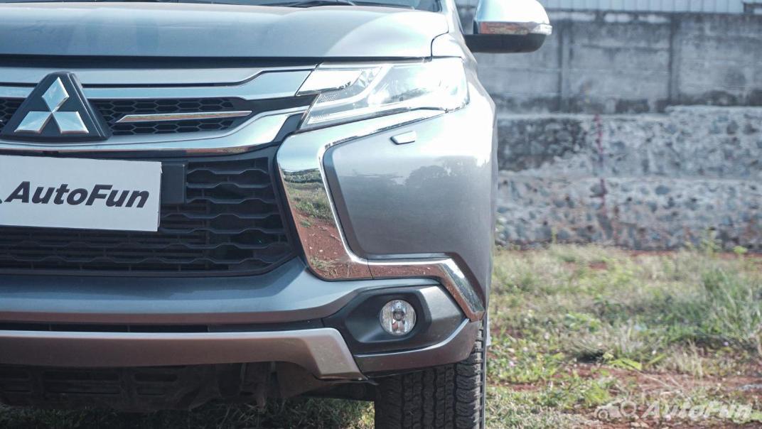 Mitsubishi Pajero Sport Dakar 4x4 AT Exterior 014