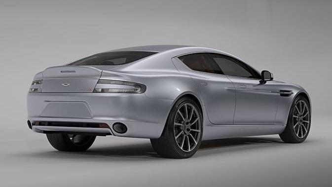 Aston Martin Rapide S 2019 Exterior 008